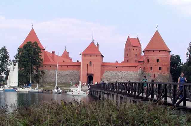 Vodní hrad Trakai, Litva